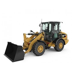 Chargeuse articulée 850L 5600kg