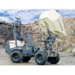 Dumper 4RM - 1200L gyrabenne
