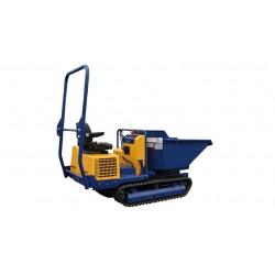 Carrier 600 L sur chenilles rotatif