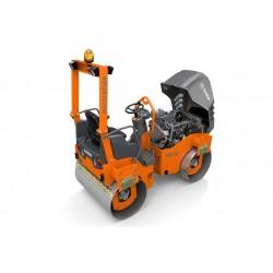 Rouleau vibrant diesel autoporté de 2300 à 2700 kilos