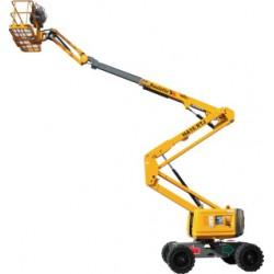 Nacelle automotrice tout terrain 4 RM diesel - hauteur travail 16m