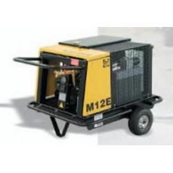 Compresseur d'air - moteur essence débit : 1200 L/m - pression 7 bars non tractable