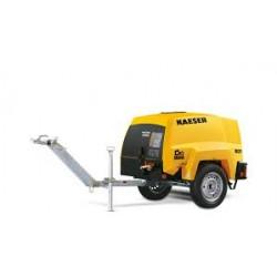 Compresseur d'air - moteur diesel débit : 2000 L/m - pression 7 bars