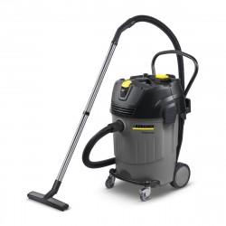 Aspirateur industriel 65 litres - eau et poussières
