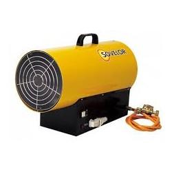 Générateur d'air chaud 220 V - gaz propane