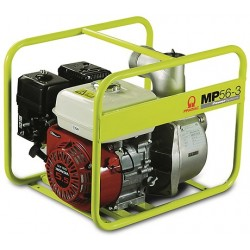 Pompe à eau thermique 56 m3/heure (avec 1 tuyau aspirateur et 1 refoulement)