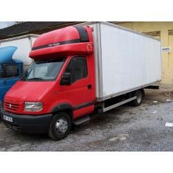 Camion benne 3,5 tonnes (permis VL)