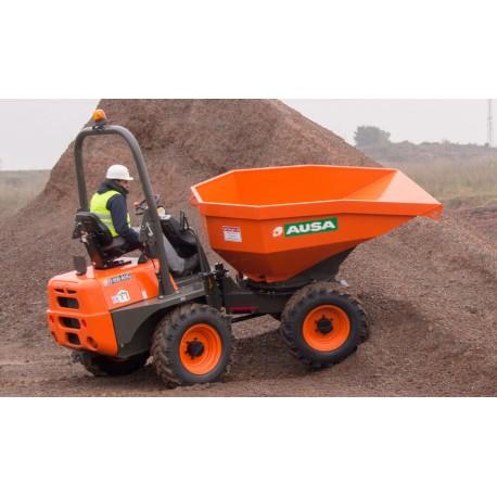 Dumper articulé AUSA - D450AHG - 2670 litres